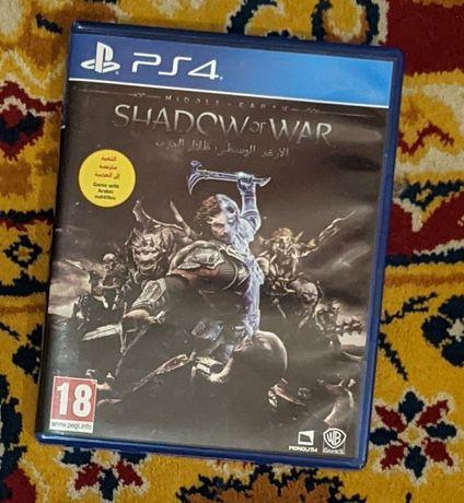 Shadow of War - PS4