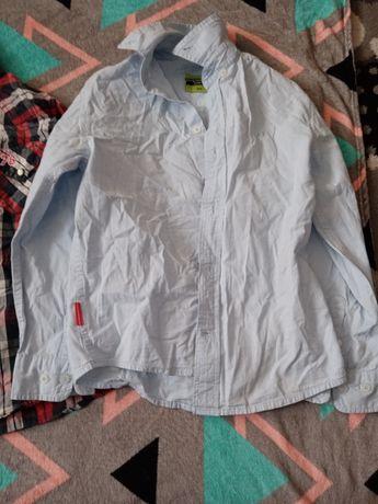 Koszule chlopiece 134