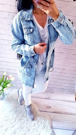 Katana plaszczyk kurtka jeans