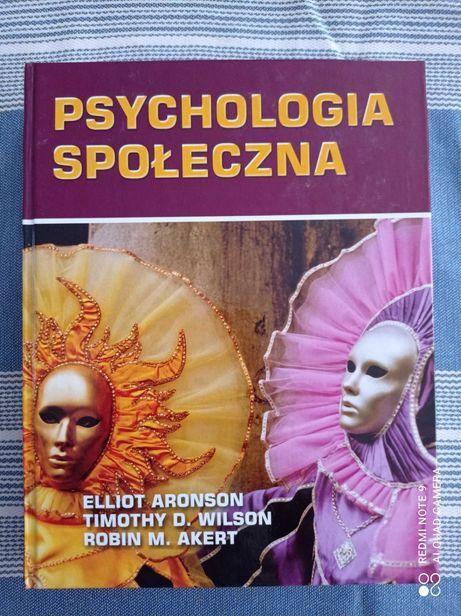 Psychologia społeczna Elliot Aronson, T.Wilson, R.Akert