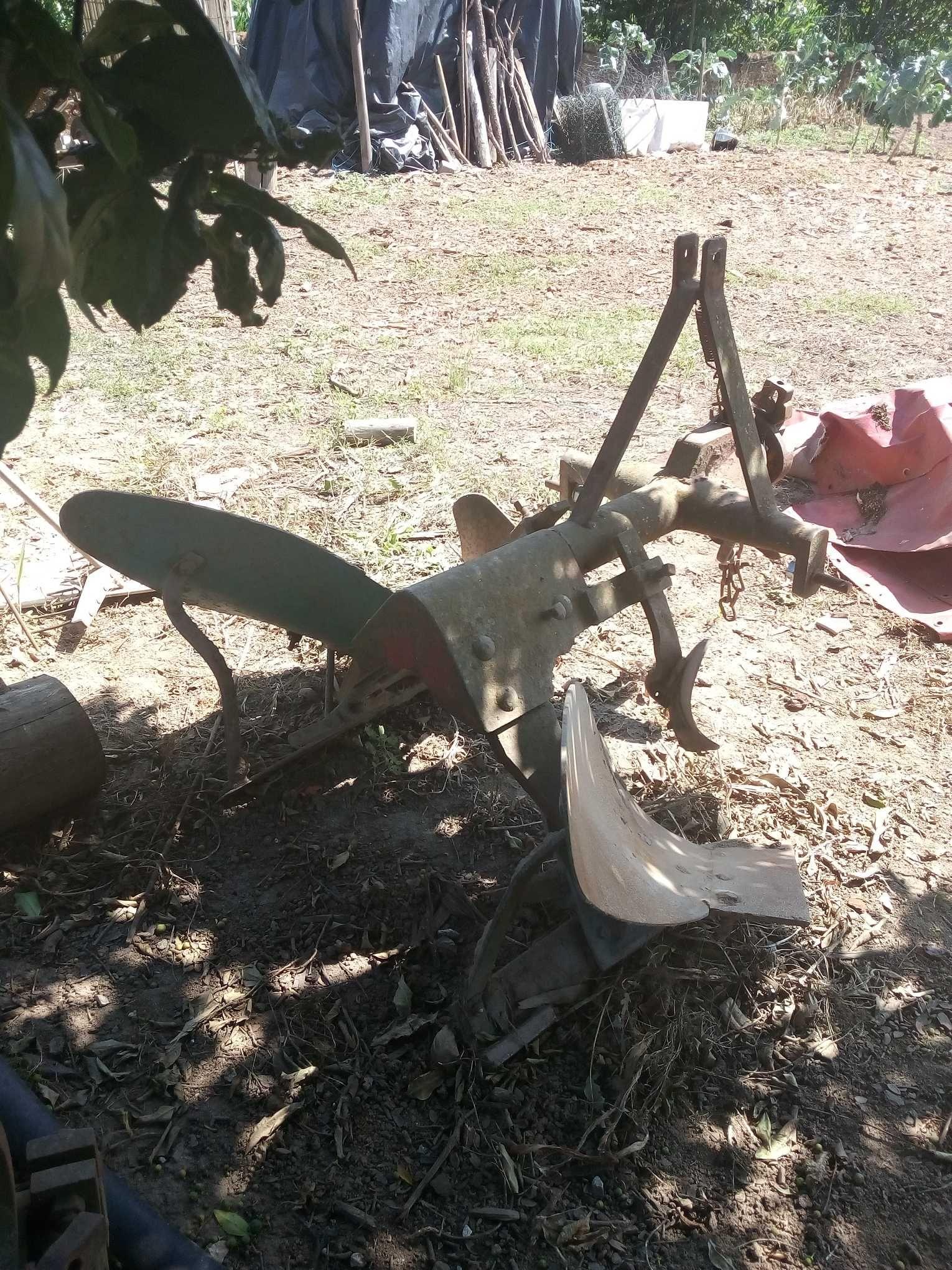 Alfaia Agricula Usada