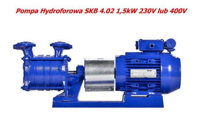 Pompa Hydroforowa SKB 4.02 1,5kW 230V lub 400V Grudziądzka