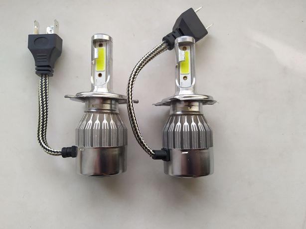 Лампы С6 h4 лампы