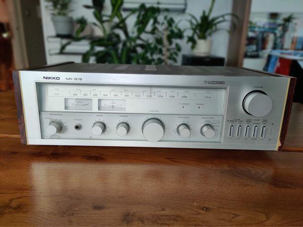 Amplituner Nikko NR-819 wzmacniacz vintage