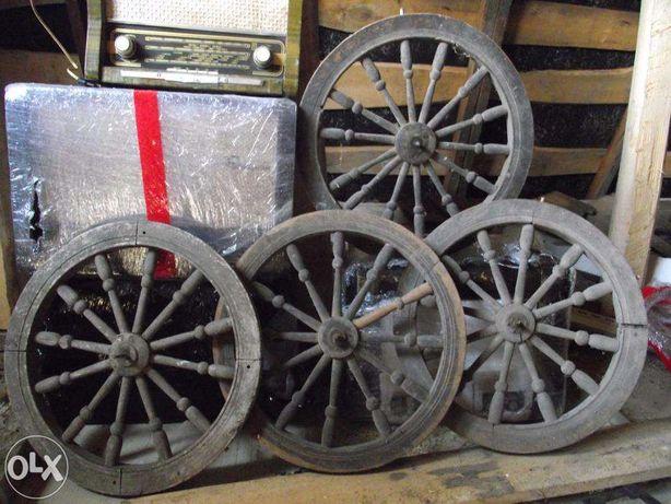 колеса от прялки