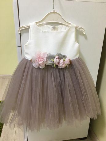 Нарядное платье на годик/нарядне плаття на рочок, рік