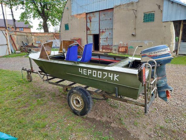 Лодка Прогрес Моторна