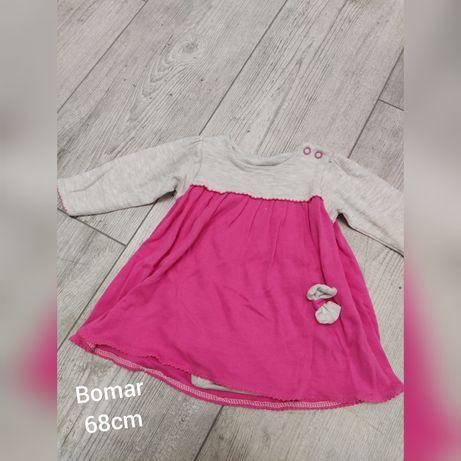 Sukienki dla dziewczynki 68cm