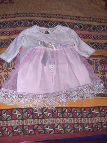 Дитяча сукня  тепла