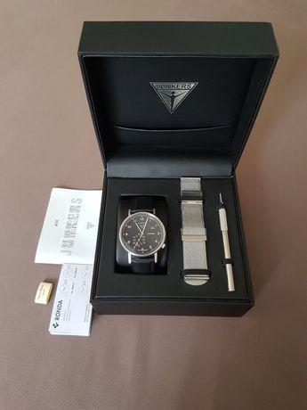 Junkers Eisvogel F13 німецький годинник наручний часы наручные немец