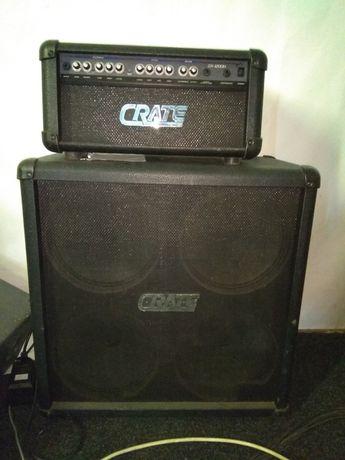 Crate gx-1200 голова +кабінет