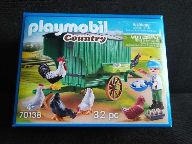 Klocki Playmobil Country 70138 nowe