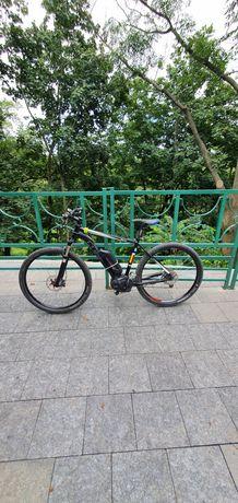 Велосипед Cube REACTION HYBRID HPA PRO 400 29(RockShox Recon)