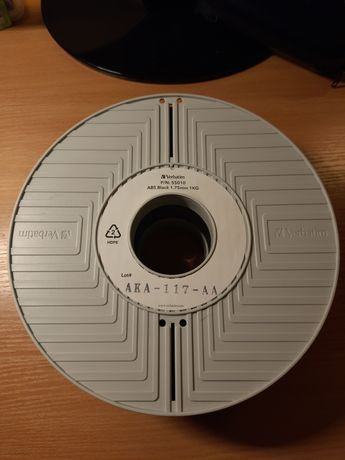 Нить ABS 1.75мм Vebratim для 3D печати 1кг