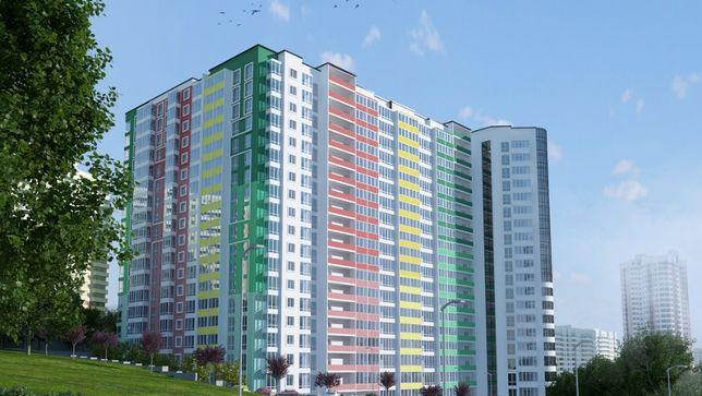 """2 квартира в центре в ЖК """"Акварель 3"""" на ул. Пишоновская."""