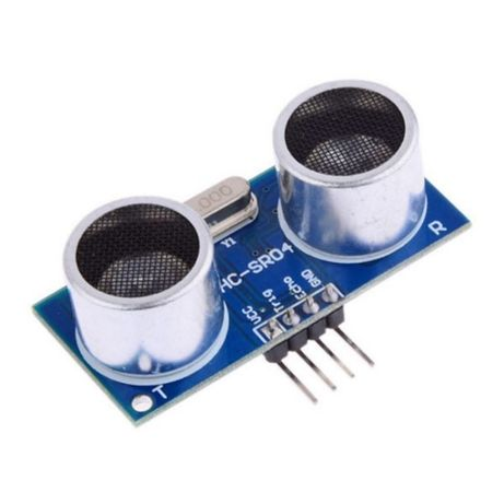 Sensor De Distância Ultrasónico HC-SR04