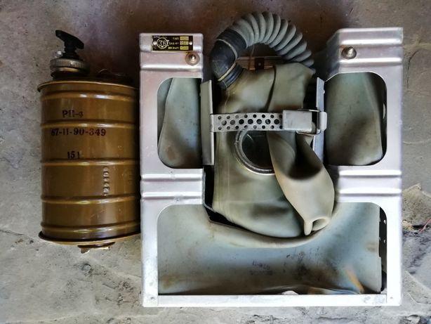 Изолирующий дыхательный аппарат ИП-46