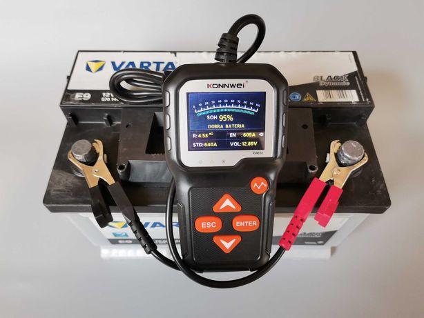Akumulator z dowozem VARTA BLACK E9 70AH 640A P+ 278x175x190mm