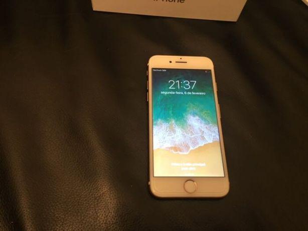 Iphone 7 Gold impecável Desbloqueado