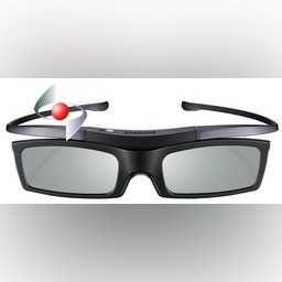 Okulary 3D Samsung Tv