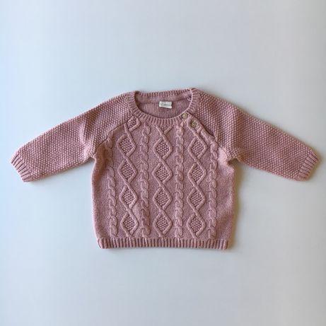 Sweterek sweter bluza h&m hm 68 74
