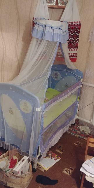 Продам дитяче ліжко