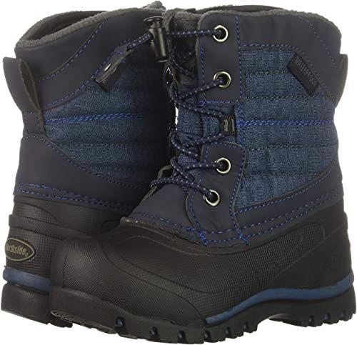 Northside зимние ботинки сноубутсы 33р на ножку 20,5см тинсулейт Днепр - изображение 1