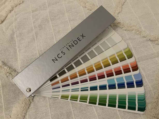 ncs - wzornik kolorów