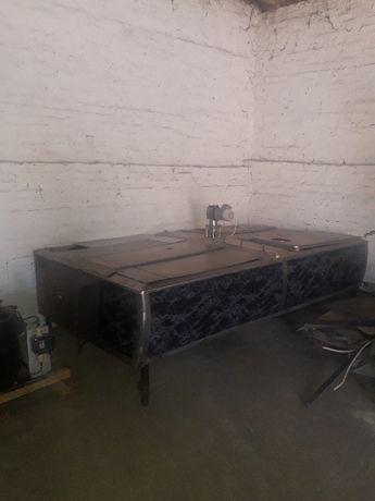 Резервуар Емкость Ванна охладитель для молока