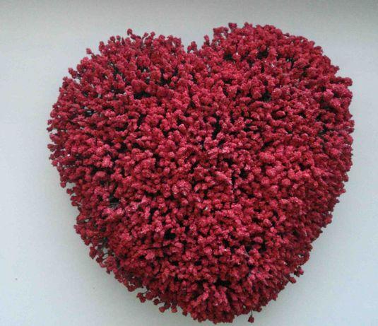 Декорація Серце для весілля 30см х 30см х 9 см