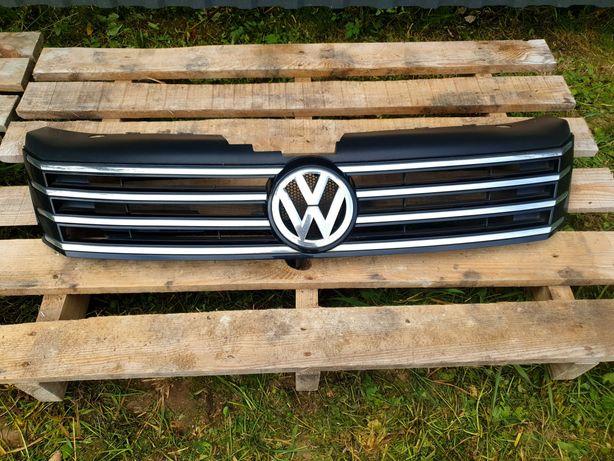 Решотка радиатора Volkswagen Passat B7 Пассат Б7 Разборка