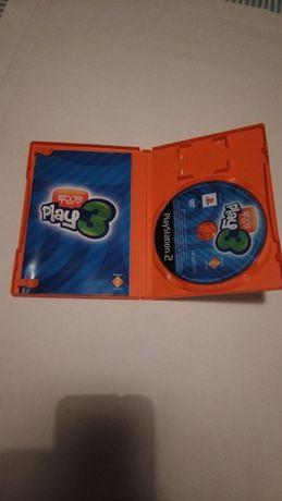 Jogo EyeToy Play 3 PS2