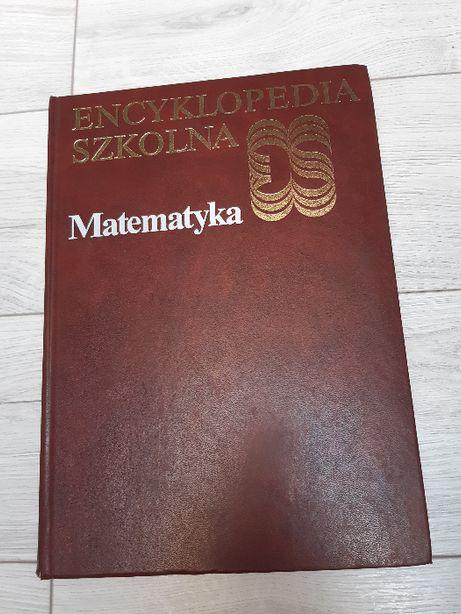Książka Matematyka encyklopedia szkolna