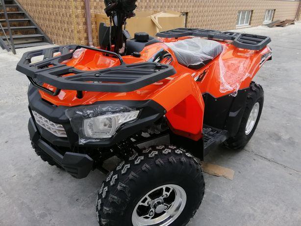 Квадроцикл LONCIN Lx Hammer 200 АТV-U кредит, розстрочка