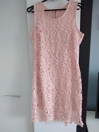 Sukienka koronka r. M