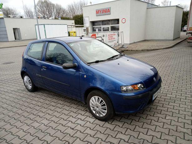 Fiat Punto 1,2 benzyna 84 tys przebiegu,import z Niemiec,ładny,2003rok