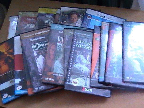Różne kolekcje filmów