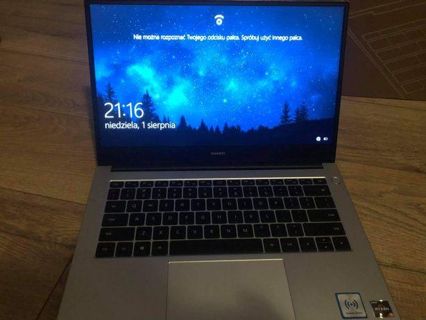 laptop Huawei MateBook D14 2020 Jak nowy!