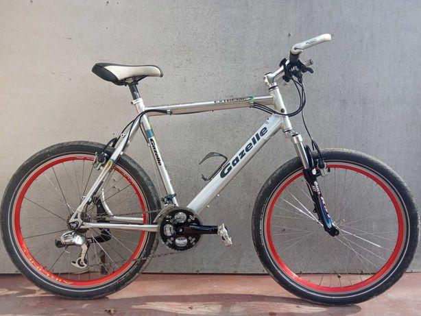 """Велосипед алюмінієвий GAZELLE. Колеса 26"""" Гідравліка!"""