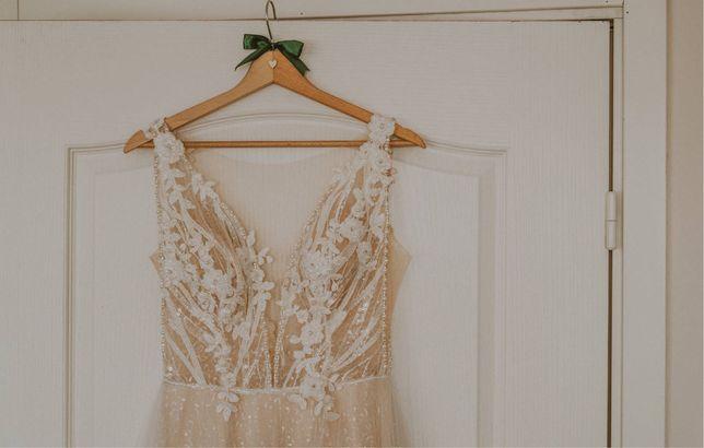 Suknia ślubna Gabbiano amorelly 3003