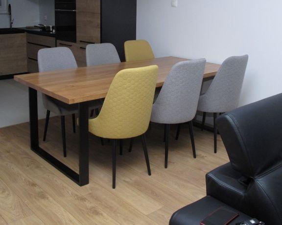 Stół dębowy loft 150x80 dostawa i montaż w cenie