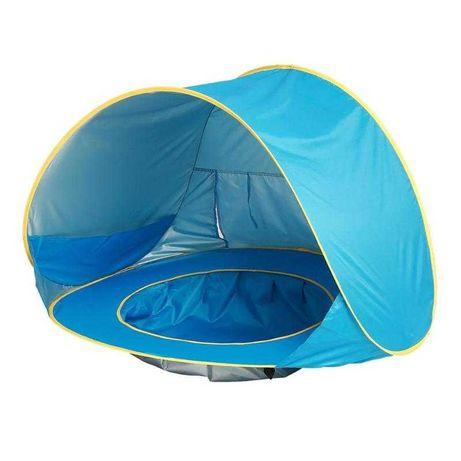Детский бассейн/палатка 2 в 1 «Baby Beach Tent»