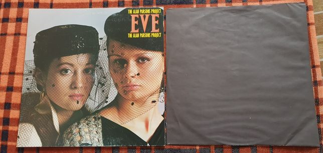 The Alan Parsons Project – Eve LP płyta winylowa Canada 1979