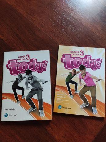 Książka angielski Today książka ucznia 3