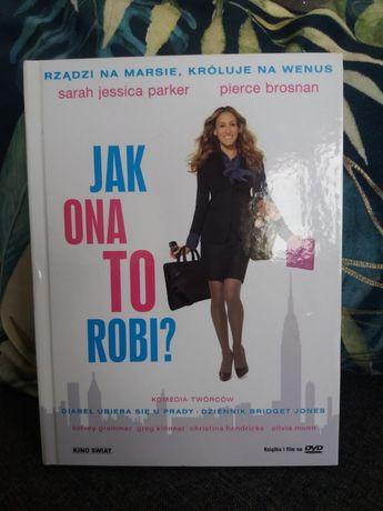 Film na DVD Jak ona to robi Sarah Jessica Parker