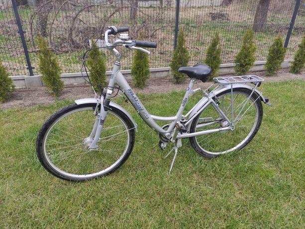 Alu City Star Comfort rower miejski damka amortyzowany 7 biegów