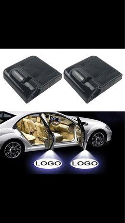 Kit Projector LED Para Portas carro BMW - Novo