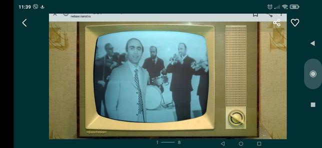 Телевізор старий Балтика лт -47