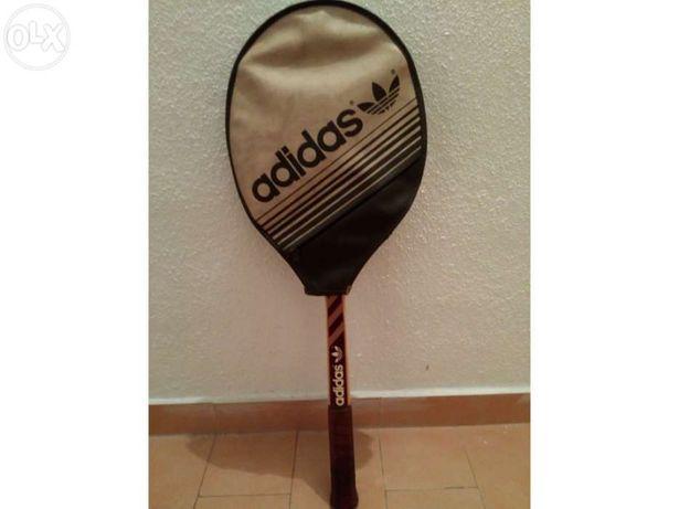 Raquete de Ténis Adidas Ilie Nastase anos 80 / 80's Tennis Racket Adid