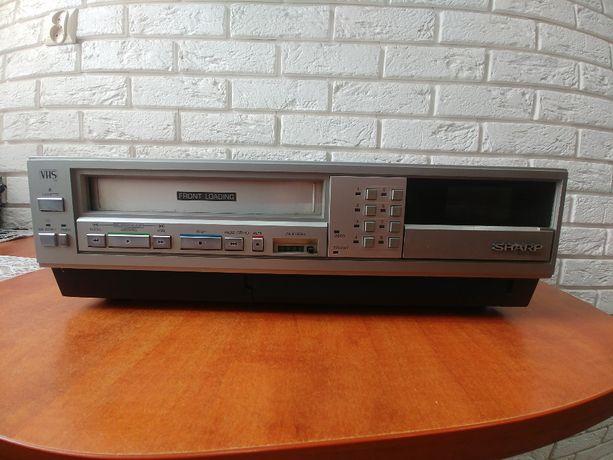 magnetowid vc-385 sharp 1983 rok